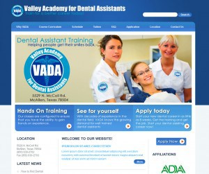Valley Academy for Dental Assistance