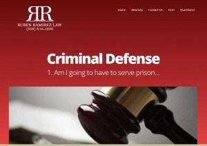 Ruben Ramirez Law